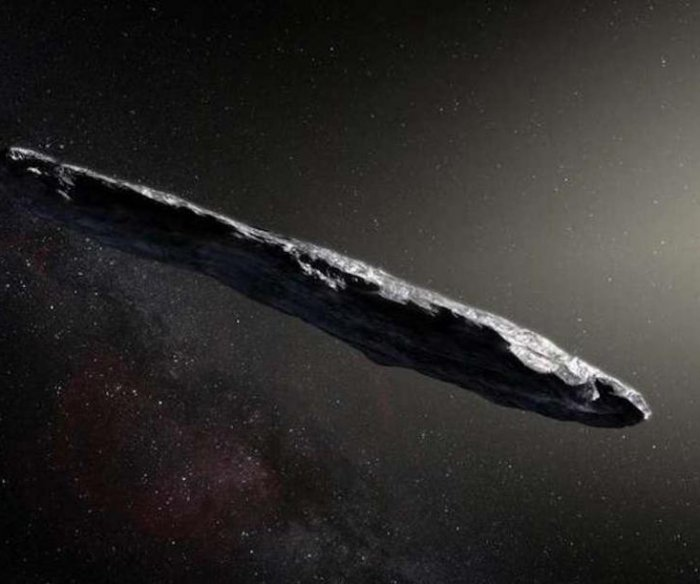 Interstellar object 'Oumuamua traced to 4 possible origins