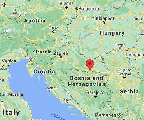 Bus skids off road in Croatia, killing 10