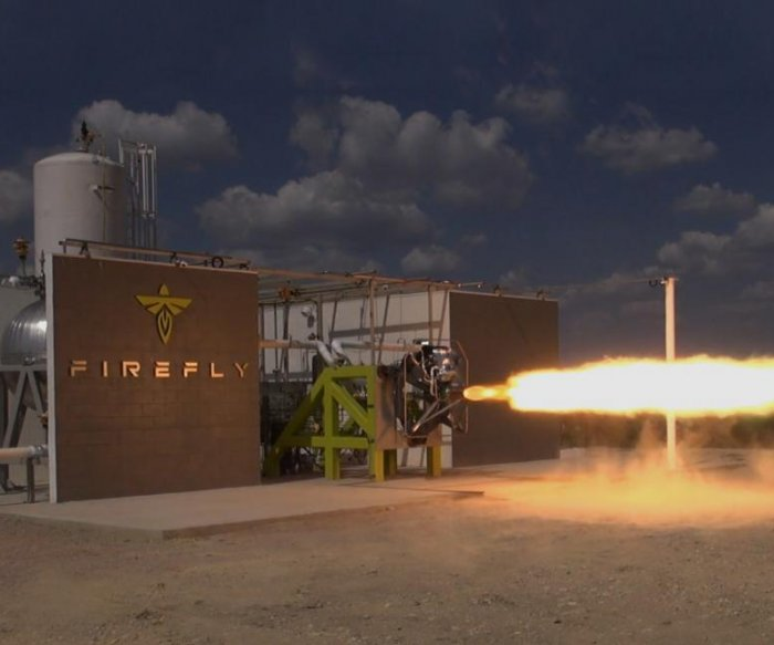 Firefly Aerospace aims to fill 'small rocket' niche on Fla. Space Coast