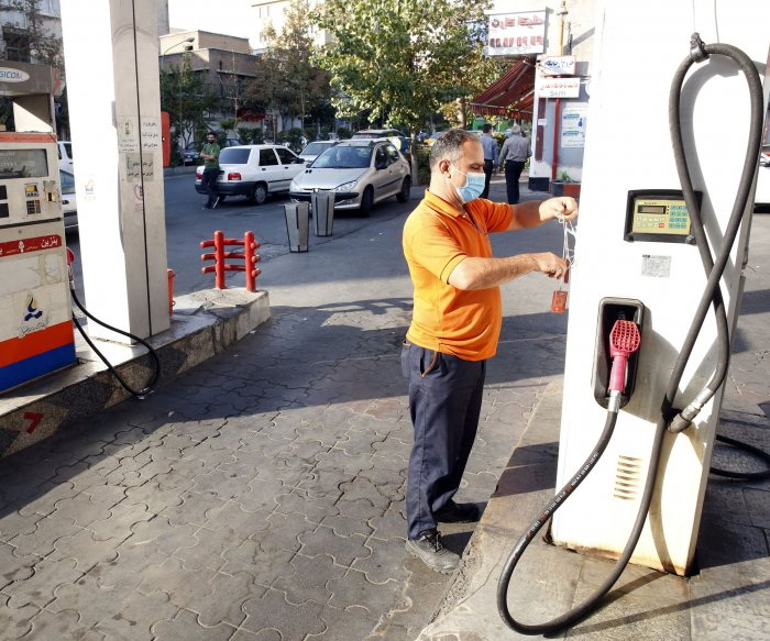 Cyberattack on Iran's gas stations causes nationwide disruptions