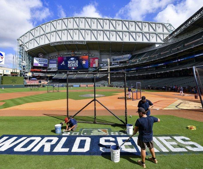 Houston Astros, Atlanta Braves set to start 2021 World Series