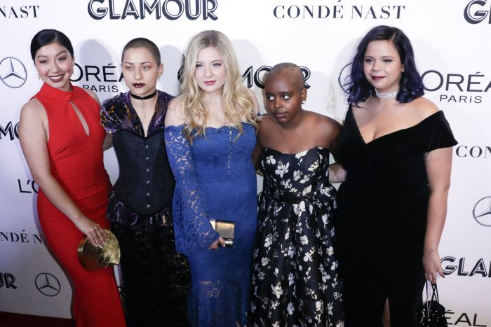 Parkland activists, Chrissy Teigen honored at Glamour Women of the Year