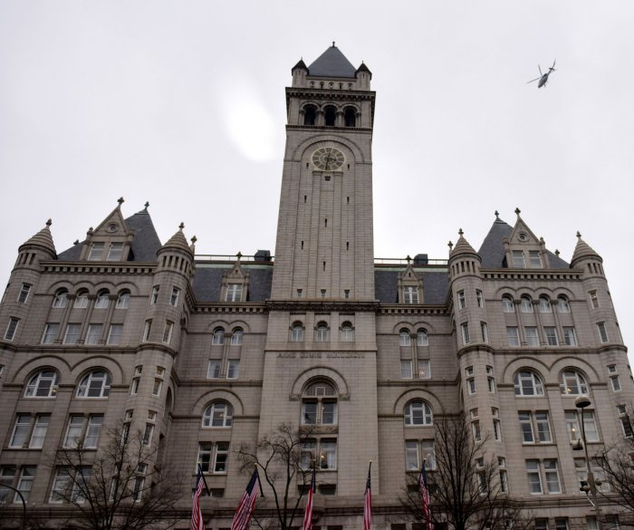 GSA: Trump hotel's lease with government in 'full compliance'