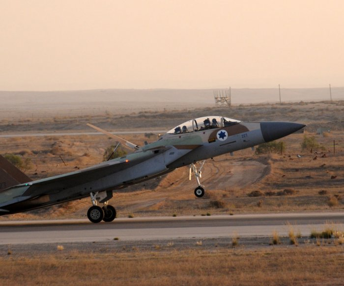 Israel's airstrike on Syria spooks Middle East