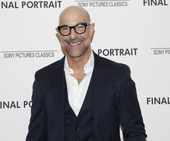 Stars attend New York screening of Stanley Tucci's 'Final Portrait'