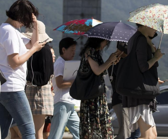 South Korea heatwave kills 4, hospitalizes hundreds