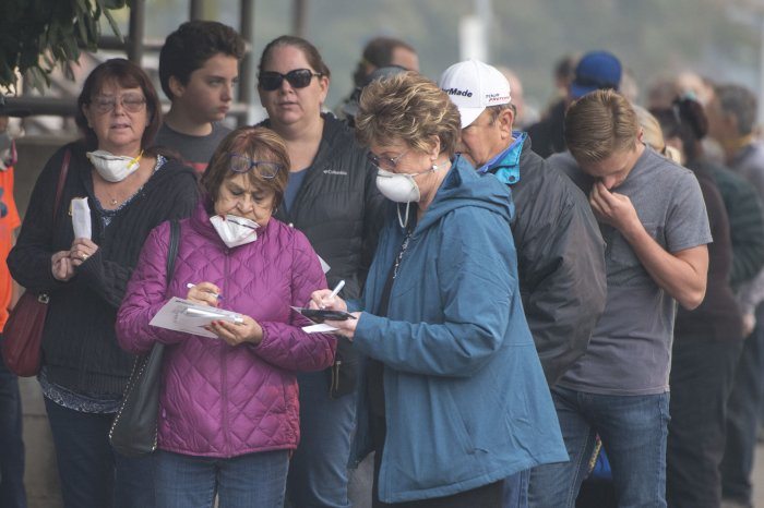 Deadly wildfires ravage California
