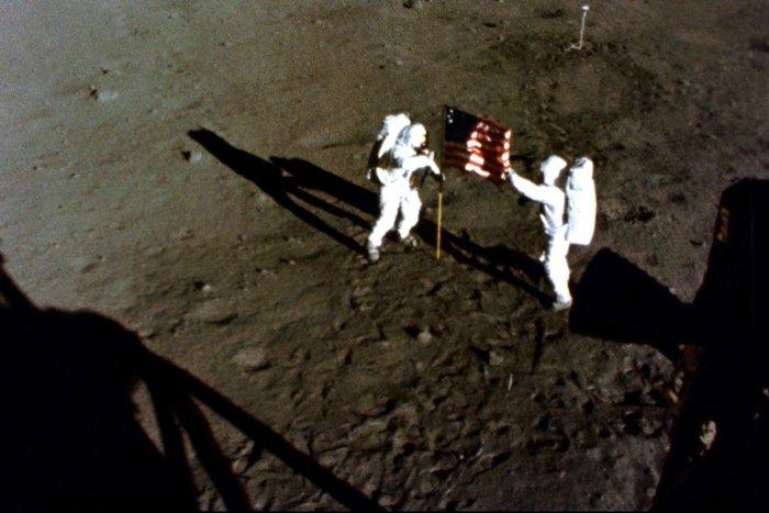 Apollo 11 artifacts, memorabilia auctioned off in Massachusetts