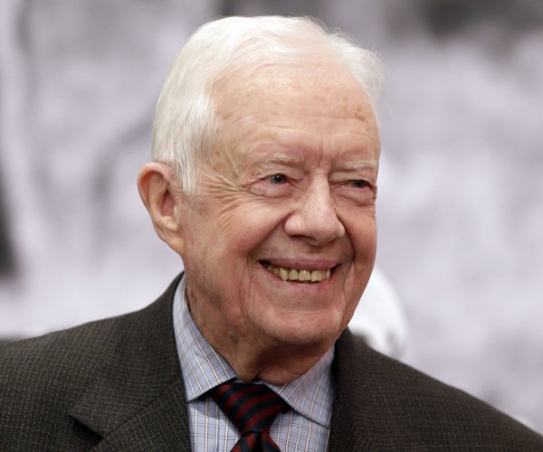 Jimmy Carter admitted to hospital for brain procedure