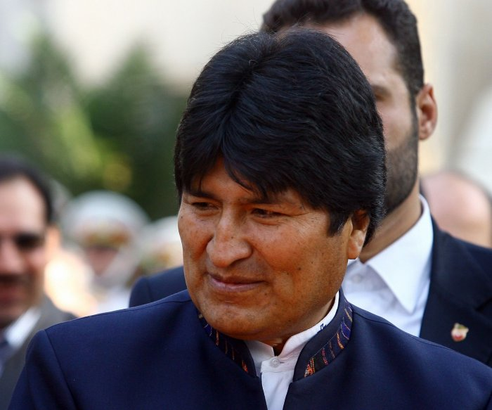 Evo Morales accepts asylum in Mexico