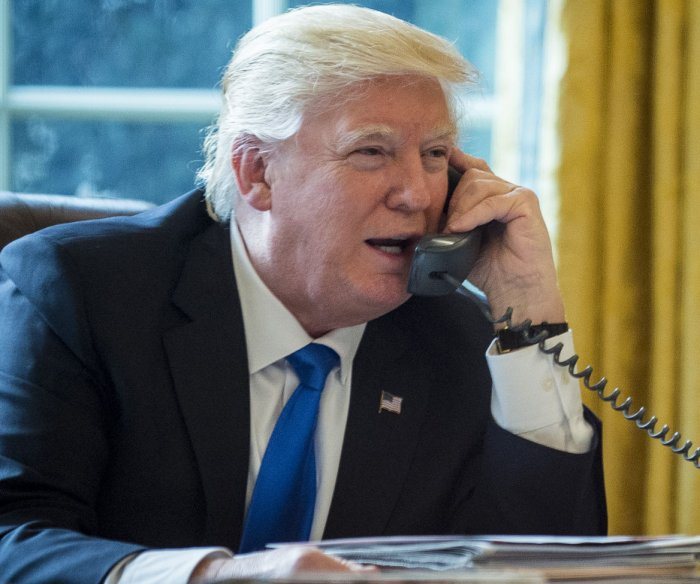 Trump, Xi discuss North Korea during phone call