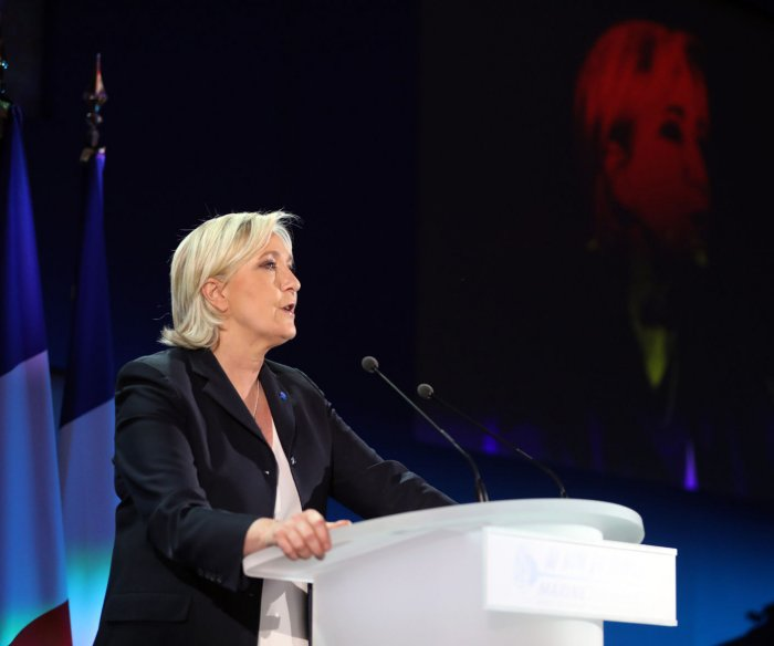 Marine Le Pen selects Nicolas Dupont-Aignan as potential prime minister