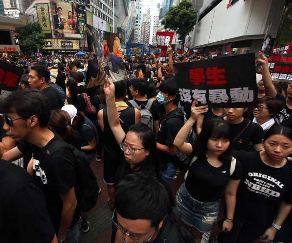 Hong Kong's 'one country, two systems' model is on its last legs