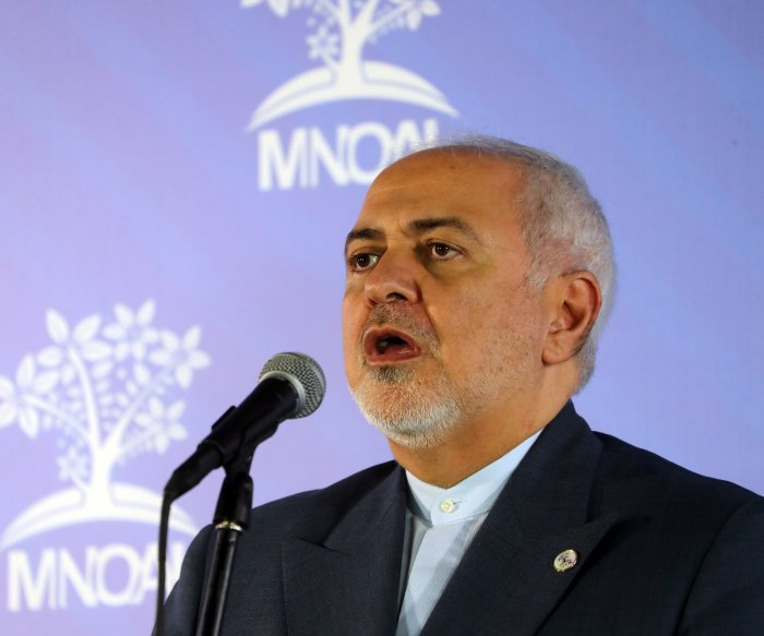 Iran's foreign minister should be arrested in Europe