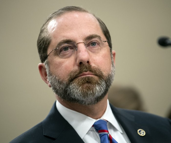 Congress questions HHS chief Alex Azar on COVID-19 'confusion'