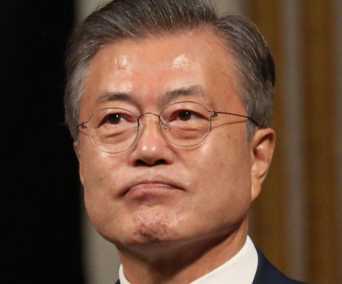 South Korea president under fire for coronavirus response