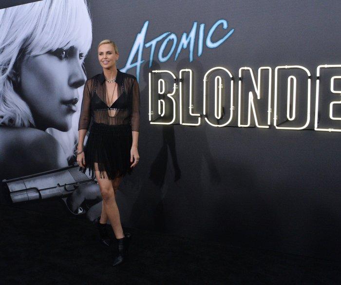 'Atomic Blonde' premiere in Los Angeles
