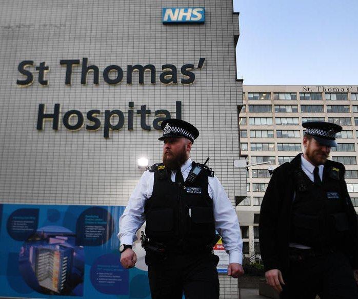 Boris Johnson in intensive care, but not on ventilator