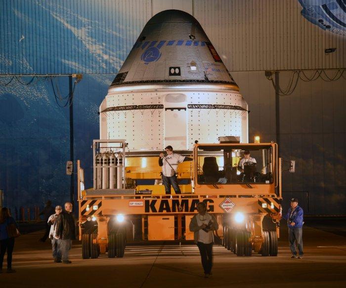Boeing will redo Starliner capsule's uncrewed test flight