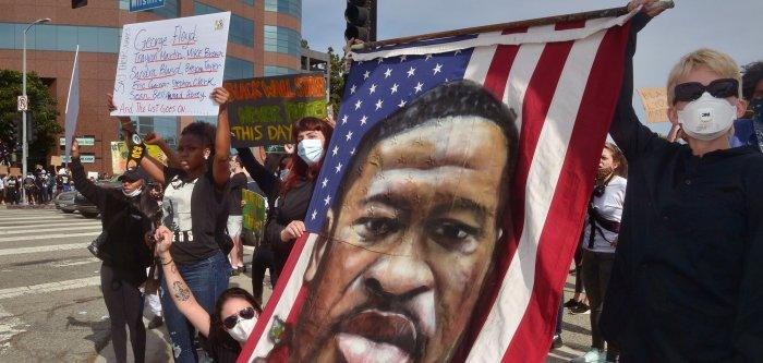 U.S. protests death of George Floyd