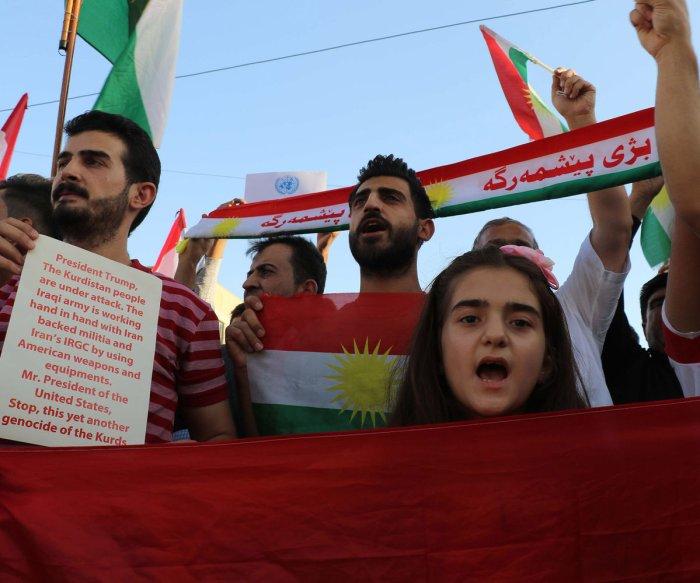Kurdistan prepared for unconditional talks with Iraq