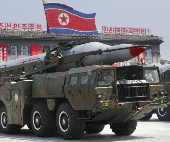 North Korea missile launch failed, U.S., South Korea say