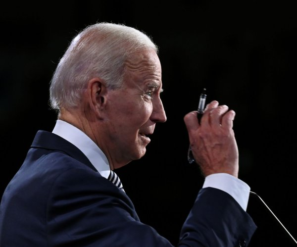 Biden in Pennsylvania says Trump has 'flown the white flag' with COVID-19