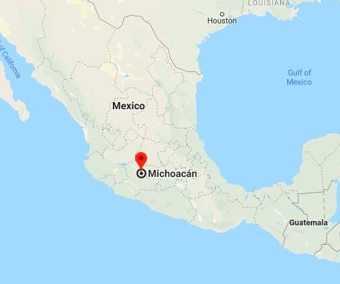 At least 13 police officers killed in shooting attack in Mexico