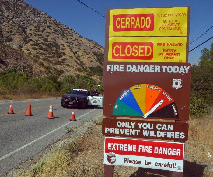 Bobcat fire threatens historic Mount Wilson Observatory
