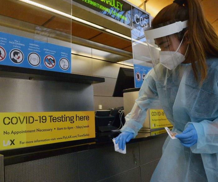 U.S. adds 170,000 COVID-19 cases; California faces new stay-home order