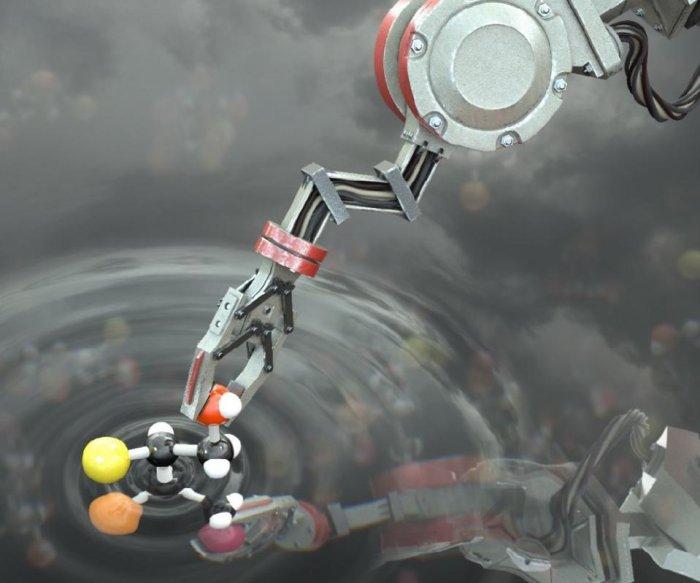 World's first 'molecular robot' can build molecules