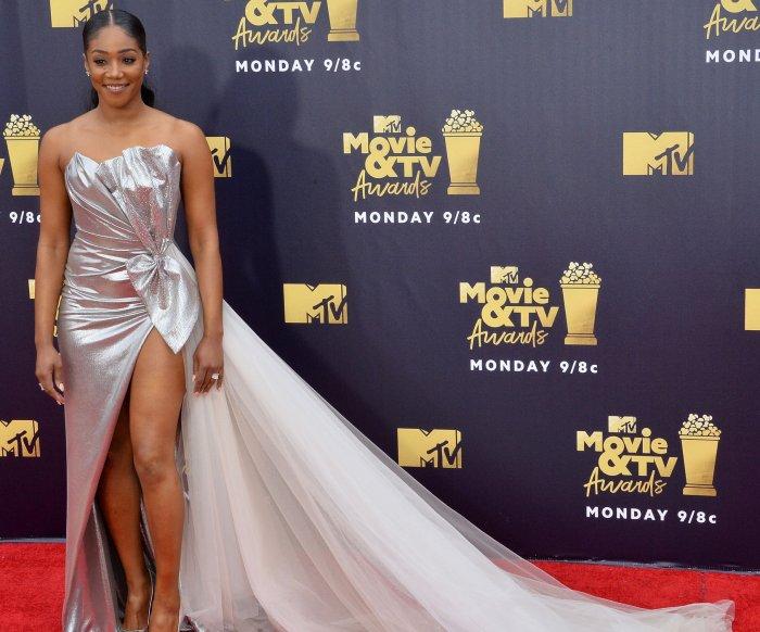 MTV Movie & TV Awards: Red carpet looks
