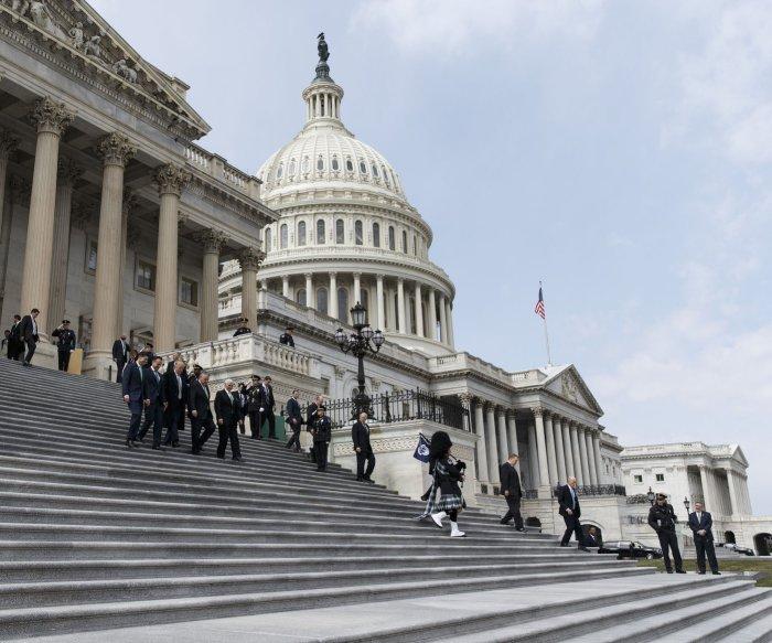 House passes bill loosening some Dodd-Frank regulations