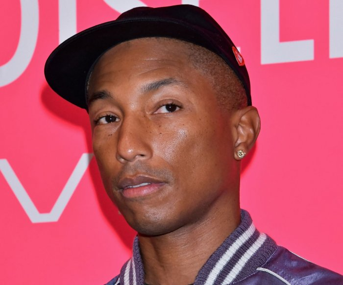 Pharrell Williams attends Chanel Mademoiselle Prive Tokyo photocall