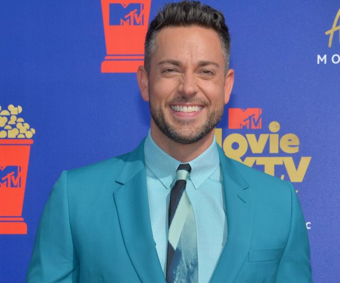 Zachary Levi kicks off 2019 MTV Movie & TV Awards
