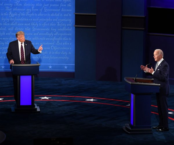 Mics will be muted during portions of final presidential debate