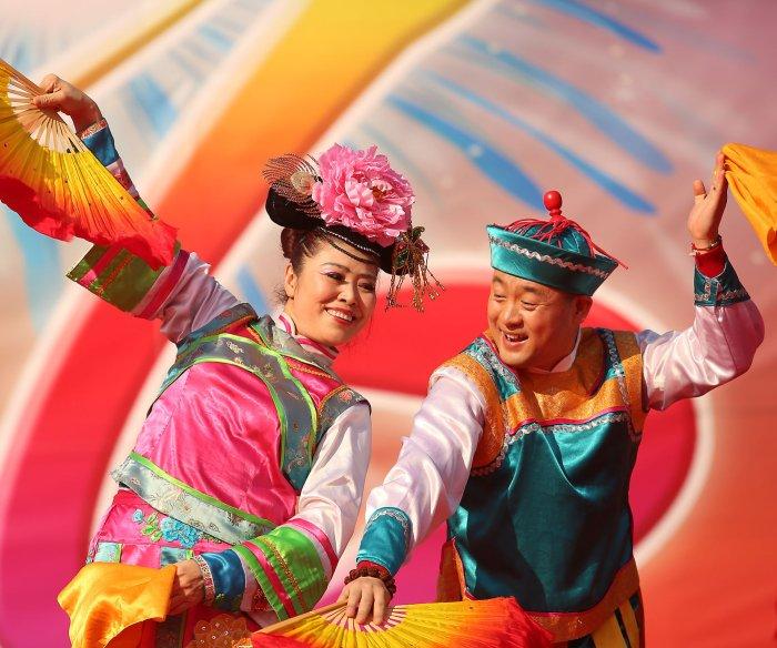 Beijing celebrates Spring Festival 2016