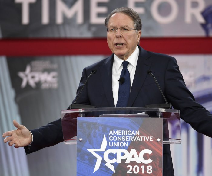 NRA: media and Democtrats cause mass chootings