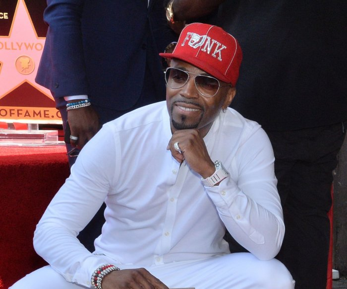 Teddy Riley honored with star on Hollywood Walk of Fame in Los Angeles