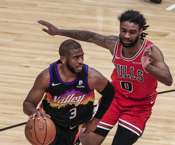 NBA playoffs: Suns' Chris Paul out indefinitely due to COVID-19 protocol