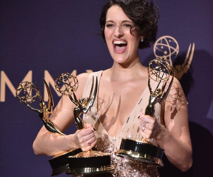 'Thrones,' 'Marvelous,' 'Fleabag' win at Emmy Awards