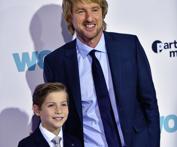 Owen Wilson, Stephen Chbosky attend the 'Wonder' premiere in LA