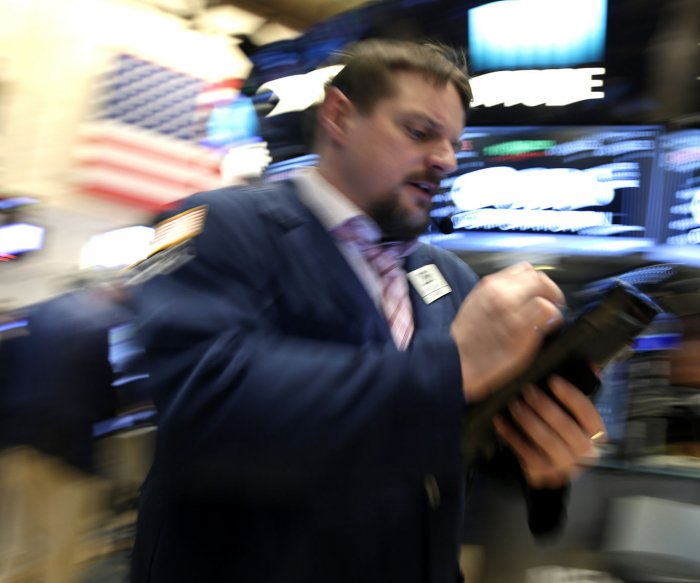 Dow Jones Industrial Average crosses 21,000 for the first time