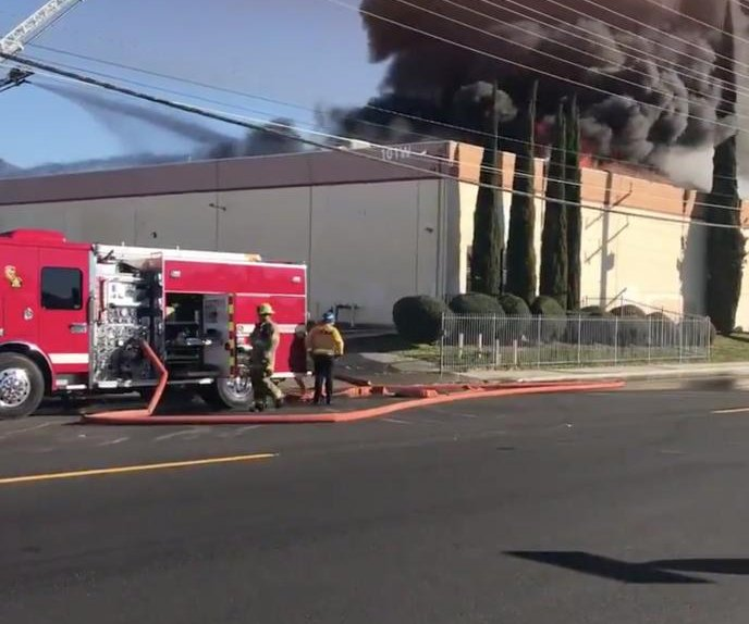 Vinyl record production hurt by California factory fire