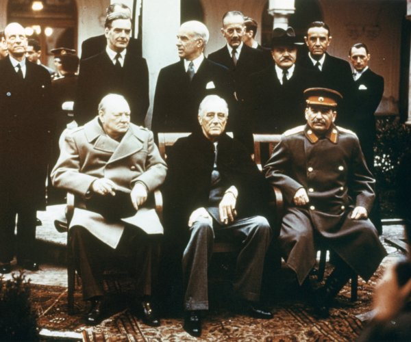 U.S.-Russia summits through the years