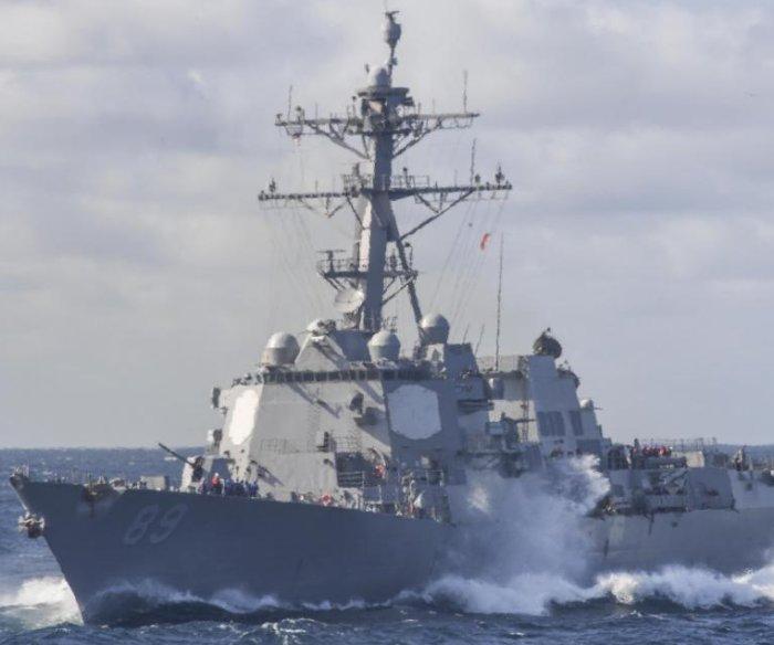 North Korea accuses 'psychopath' Trump of sending warship to spy