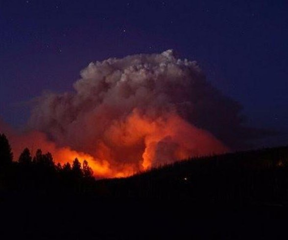 Favorable weather helps contain Utah's Brian Head Fire