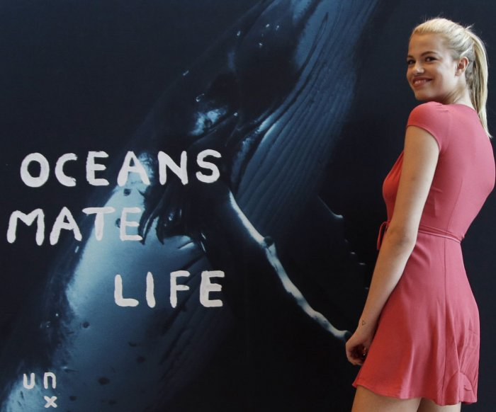 The UN launches Parley For The Oceans