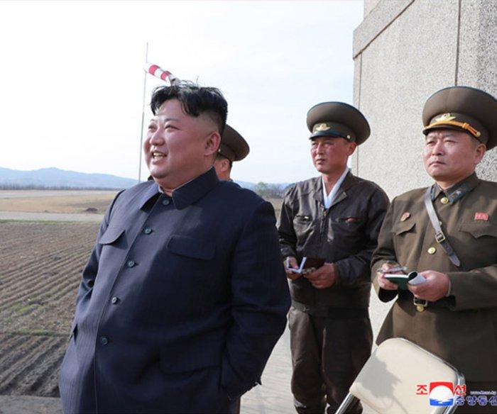 Report: Kim Jong Un could visit Russian ship during Putin summit