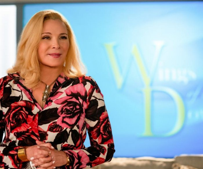 Kim Cattrall sees benefits of faith in 'Filthy Rich'